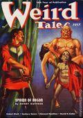 Weird Tales (1923-1954 Popular Fiction) Pulp 1st Series Vol. 32 #1