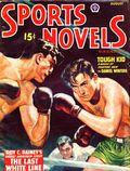 Sports Novels Magazine (1937-1952 Popular Publications) Pulp Vol. 13 #3