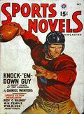 Sports Novels Magazine (1937-1952 Popular Publications) Pulp Vol. 13 #4