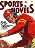 Sports Novels Magazine (1937-1952 Popular Publications) Pulp Vol. 14 #1