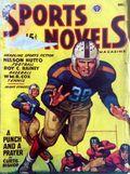 Sports Novels Magazine (1937-1952 Popular Publications) Pulp Vol. 14 #2
