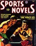 Sports Novels Magazine (1937-1952 Popular Publications) Pulp Vol. 14 #3