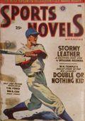 Sports Novels Magazine (1937-1952 Popular Publications) Pulp Vol. 14 #4
