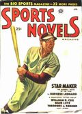 Sports Novels Magazine (1937-1952 Popular Publications) Pulp Vol. 15 #2
