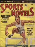 Sports Novels Magazine (1937-1952 Popular Publications) Pulp Vol. 15 #3