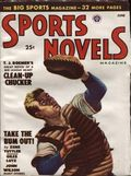 Sports Novels Magazine (1937-1952 Popular Publications) Pulp Vol. 15 #4