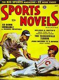 Sports Novels Magazine (1937-1952 Popular Publications) Pulp Vol. 16 #1