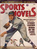 Sports Novels Magazine (1937-1952 Popular Publications) Pulp Vol. 16 #2