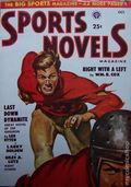 Sports Novels Magazine (1937-1952 Popular Publications) Pulp Vol. 16 #4