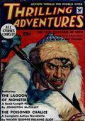 Thrilling Adventures (1931-1943 Standard) Pulp Vol. 12 #1