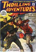 Thrilling Adventures (1931-1943 Standard) Pulp Vol. 12 #2