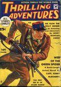 Thrilling Adventures (1931-1943 Standard) Pulp Vol. 12 #3