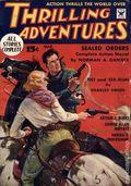 Thrilling Adventures (1931-1943 Standard) Pulp Vol. 13 #1