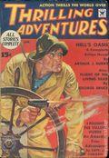 Thrilling Adventures (1931-1943 Standard) Pulp Vol. 13 #2