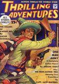 Thrilling Adventures (1931-1943 Standard) Pulp Vol. 14 #1