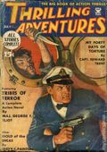 Thrilling Adventures (1931-1943 Standard) Pulp Vol. 14 #2