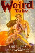 Weird Tales (1923-1954 Popular Fiction) Pulp 1st Series Vol. 32 #4
