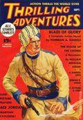 Thrilling Adventures (1931-1943 Standard) Pulp Vol. 15 #1