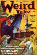 Weird Tales (1923-1954 Popular Fiction) Pulp 1st Series Vol. 32 #6