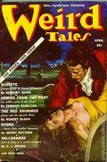 Weird Tales (1923-1954 Popular Fiction) Pulp 1st Series Vol. 33 #4