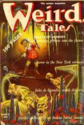 Weird Tales (1923-1954 Popular Fiction) Pulp 1st Series Vol. 34 #1