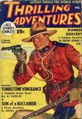 Thrilling Adventures (1931-1943 Standard) Pulp Vol. 16 #1