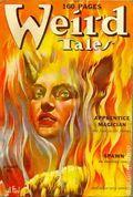 Weird Tales (1923-1954 Popular Fiction) Pulp 1st Series Vol. 34 #2
