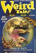 Weird Tales (1923-1954 Popular Fiction) Pulp 1st Series Vol. 34 #5