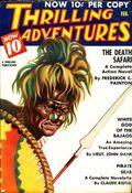 Thrilling Adventures (1931-1943 Standard) Pulp Vol. 16 #3