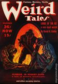 Weird Tales (1923-1954 Popular Fiction) Pulp 1st Series Vol. 34 #6