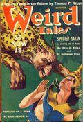 Weird Tales (1923-1954 Popular Fiction) Pulp 1st Series Vol. 35 #1