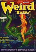 Weird Tales (1923-1954 Popular Fiction) Pulp 1st Series Vol. 35 #2