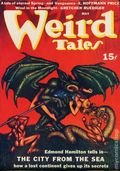 Weird Tales (1923-1954 Popular Fiction) Pulp 1st Series Vol. 35 #3