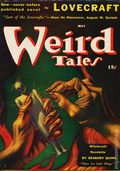 Weird Tales (1923-1954 Popular Fiction) Pulp 1st Series Vol. 35 #9