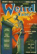 Weird Tales (1923-1954 Popular Fiction) Pulp 1st Series Vol. 36 #2