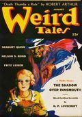 Weird Tales (1923-1954 Popular Fiction) Pulp 1st Series Vol. 36 #3