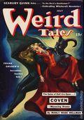Weird Tales (1923-1954 Popular Fiction) Pulp 1st Series Vol. 36 #6