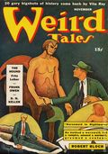Weird Tales (1923-1954 Popular Fiction) Pulp 1st Series Vol. 36 #8