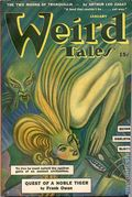 Weird Tales (1923-1954 Popular Fiction) Pulp 1st Series Vol. 36 #9