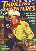 Thrilling Adventures (1931-1943 Standard) Pulp Vol. 17 #2