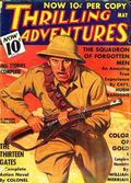 Thrilling Adventures (1931-1943 Standard) Pulp Vol. 17 #3