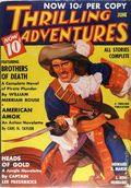 Thrilling Adventures (1931-1943 Standard) Pulp Vol. 18 #1