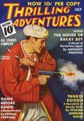Thrilling Adventures (1931-1943 Standard) Pulp Vol. 18 #2
