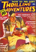 Thrilling Adventures (1931-1943 Standard) Pulp Vol. 18 #3