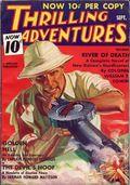 Thrilling Adventures (1931-1943 Standard) Pulp Vol. 19 #1