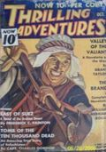 Thrilling Adventures (1931-1943 Standard) Pulp Vol. 19 #2