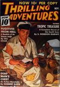 Thrilling Adventures (1931-1943 Standard) Pulp Vol. 19 #3