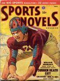 Sports Novels Magazine (1937-1952 Popular Publications) Pulp Vol. 17 #1