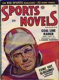 Sports Novels Magazine (1937-1952 Popular Publications) Pulp Vol. 17 #2