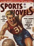 Sports Novels Magazine (1937-1952 Popular Publications) Pulp Vol. 17 #3
